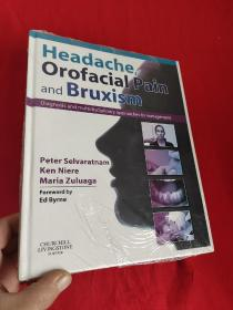 Headache, Orofacial Pain and Bruxism        (大16开,硬精装)         【详见图】,全新未开封