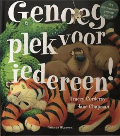 精装荷兰语  Genoeg plek voor iedereen! 每个人都有足够的空间!