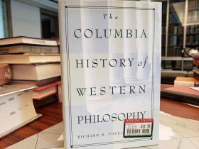 Columbia History of Western Philosophy