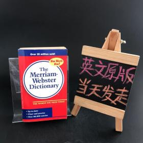 The Merriam Webster Dictionary(韦氏词典)