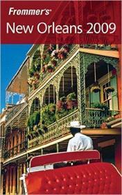 英文原版 现货 Frommer's New Orleans 2009 新奥尔良导览