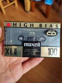 全新未拆封万盛高端2类空白磁带XLⅡ100
