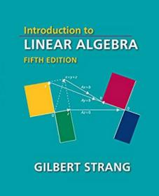 Introduction to Linear Algebra  5th edition