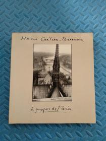 Henri Cartier-Bresson:À Propos de Paris