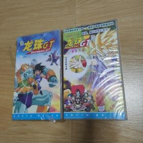 正版VCD一龙珠GT(一)(二)32碟全