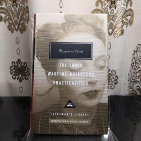 【该本近期不能发货,别付款,可联系确定发货时间】The Lover, Wartime Notebooks, Practicalities 情人/战时笔记/现实 Marguerite Duras 玛格丽特·杜拉斯 everymans library 人人文库 英文原版 布面封皮琐线装订 丝带标记 内页无酸纸可以保存几百年不泛黄