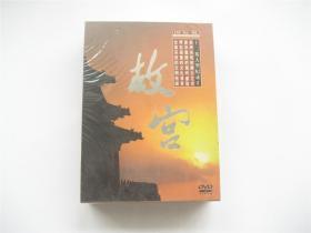 【DVD光碟】十二集大型纪录片   故宫   国际版   全6碟   原包装未拆