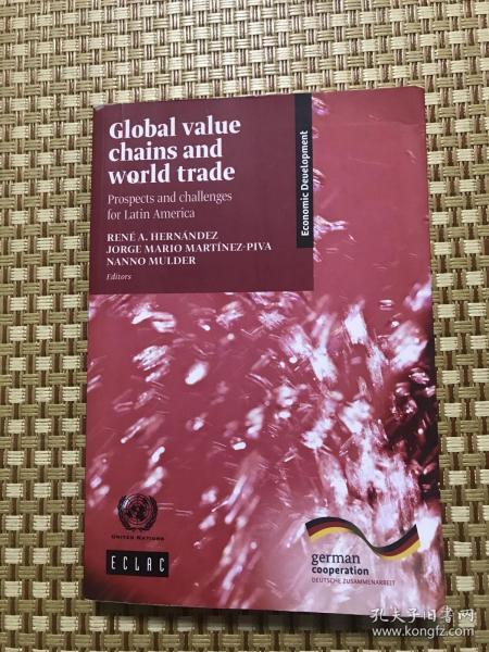 【英文原版】Global Value Chains and World Trade 品相自鉴