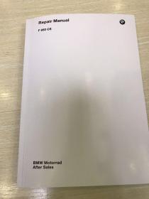 BMW 宝马 F650CS 英文版维修手册
