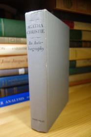 人类史上最畅销的著书作家阿加莎·克里斯蒂自传 Agatha Christie . An Autobiography