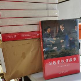 正版全新 习近平扶贫故事