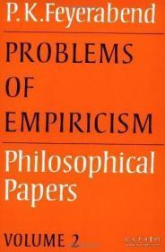 Problems Of Empiricism