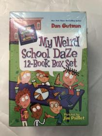 My Weird School Daze 12-Book Box Set (Books 1-12) 我的迷糊奇怪学校 12册套装 (全新未拆封  塑封略破损)