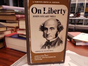 On Liberty (Norton Critical Edition)