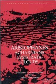 Aristophanes: Acharnians, Lysistrata, Clouds
