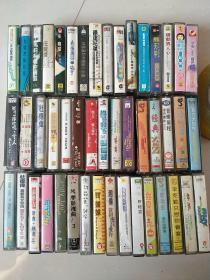 磁带49盒