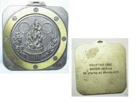 1982年奥运会奖章