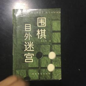 正版现货 围棋目外迷宫 一版一印 只出5000册