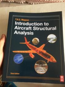 现货 Introduction to Aircraft Structural Analysis  英文原版 飞机结构分析概论 T.H.G.麦格森(T.H.G.Megson)