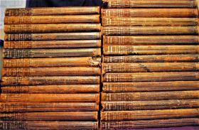 稀缺《 大英百科全书, 艺术,科学,文学和信息字典。28卷全》大量图片与地图,1910-1911年出版