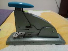 老订书器 上海通用51-2型订书器