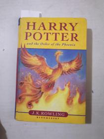 Harry Potter and the Order of the Phoenix(有字迹)
