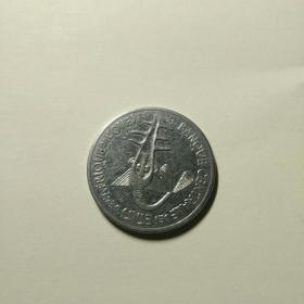 塞内加尔 100法郎