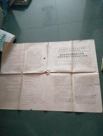 1966年井冈山报增刊