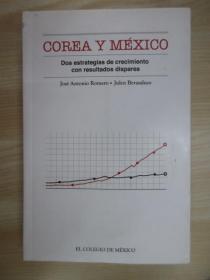 英文书:COREA  Y  MEXICO   32开  403页   详见图片