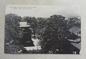 民国 明信片 浑河远望 奉天郊外东陵 沈阳