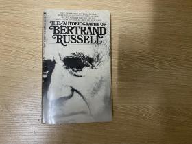 The Autobiography of Bertrand Russell 《罗素自传》英文原版,卷一,董桥:我那几年有空必读,读完再读,写人写事真好看,害我忘了琢磨造句的本事。