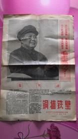 文革小报:铜墙铁壁【创刊号】