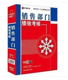 销售部门绩效考核 汤永(4VCD)