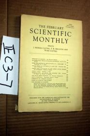 SCIENTIFIC MONTHLY 科学月刊1939年2月  多图片