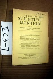 SCIENTIFIC MONTHLY 科学月刊1942年1月  多图片