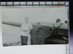 18 年代老照片 炮台