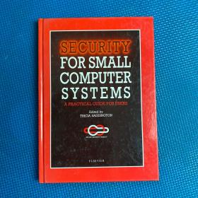 Security for small computer systems小型计算机系统安全