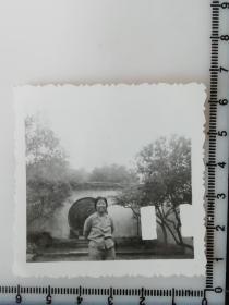 9 年代老照片 园林