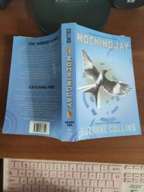 The Hunger Games #3: Mockingjay Asia Edition (英文原版)