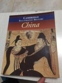 现货  The Cambridge Illustrated History of China (Cambridge Illustrated Histories)   英文原版 剑桥插图中国史 伊佩霞   Patricia Buckley Ebrey