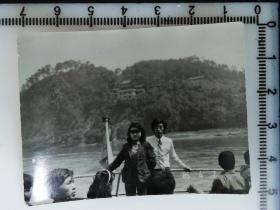 13 年代老照片 墨镜夫妇1985