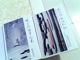【哈尔滨冰雪风光】邮资明信片6张;【哈尔滨冰雪风光】国际邮资明信片6张;合售;TP1-1-6-1994A.B;