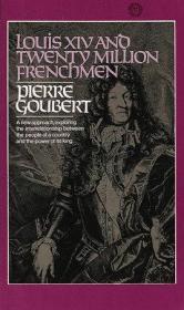 "Louis XIV and Twenty Million Frenchmen""太阳王""路易十四和两千万法国人民,英文原版"