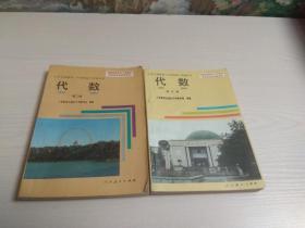 九年义务教育三年制初级中学教科书(代数)第 二、三(2本合售)