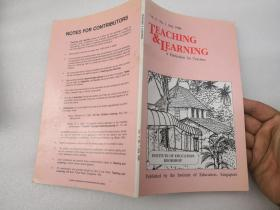 TEACHING&LEARNING Vol.11 No.1 July 1990