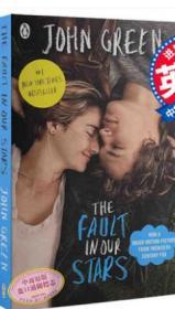 无比美妙的痛苦 星运里的错 英文原版小说 The Fault In Our Stars 电影:星运里的错