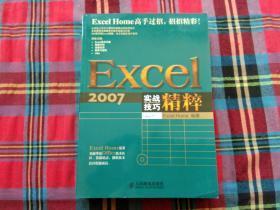 Excel 2007实战技巧精粹