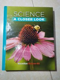 SCIENCE A CLOSER LOOK  未翻阅