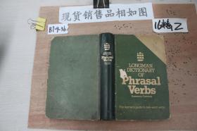 Longman Dictionary ofPhrasalVerbs