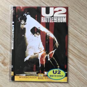 U2 纪录片 DVD